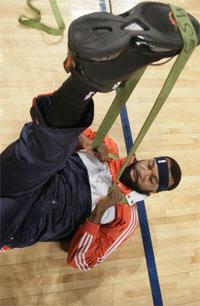Baron Davis / Foto: NBA