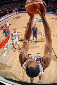 Tyson Chandler / Foto: NBA