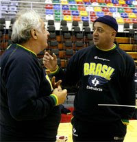 Barbosa e Chupeta / Foto: CBB