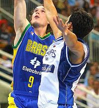 Marcelinho Huertas / Foto: CBB