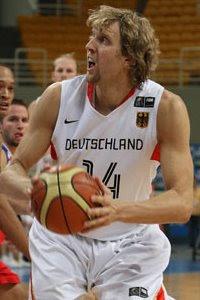 Dirk Nowitzki / Foto: Fiba