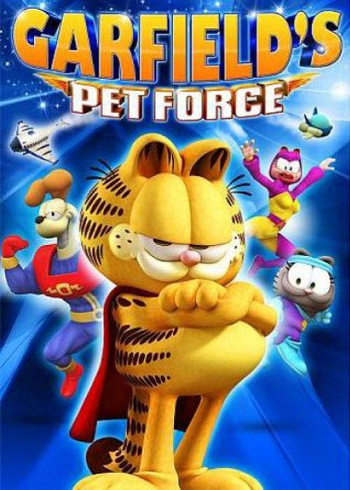 Tem Um Coelho No Cinema Garfield Um Super Heroi Animal Em 3d