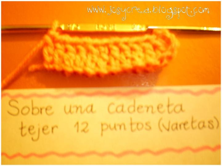 ✿JosyCrea✿.。.:* Tejido a Crochet y Más!: Como tejer escarpines a ...