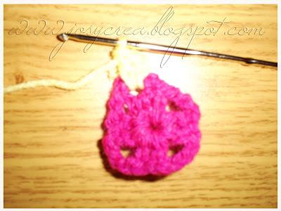 Josycrea tejido a crochet y m s cuadraditos a crochet - Cuadraditos de crochet ...