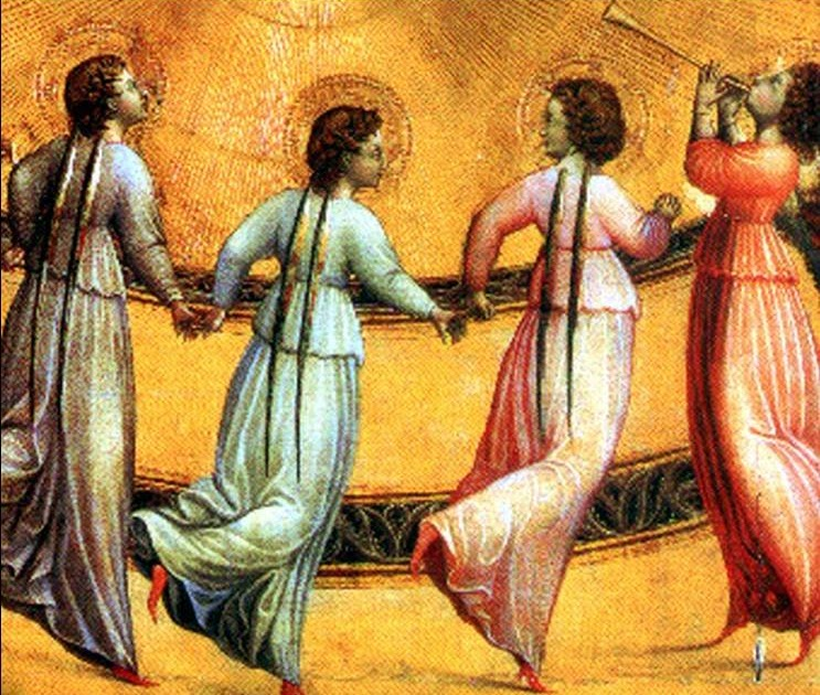 Early Christian Prayer Circles: Dance of the Angels