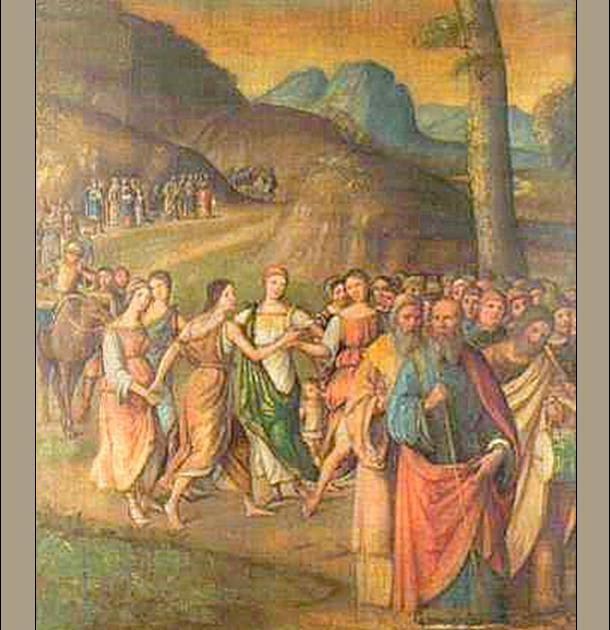 Early Christian Prayer Circles: Circle Dance of Prayer