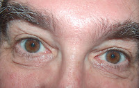 Namenlosen Trinker's eyes