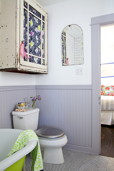 Diy My Thrifty Bathroom Makeover Life Unstyled