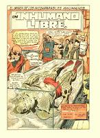 Un Inhumano libre, Thor Nº 3 La prensa