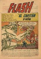 Flash en Batman Novaro Nº314 pag. inicial