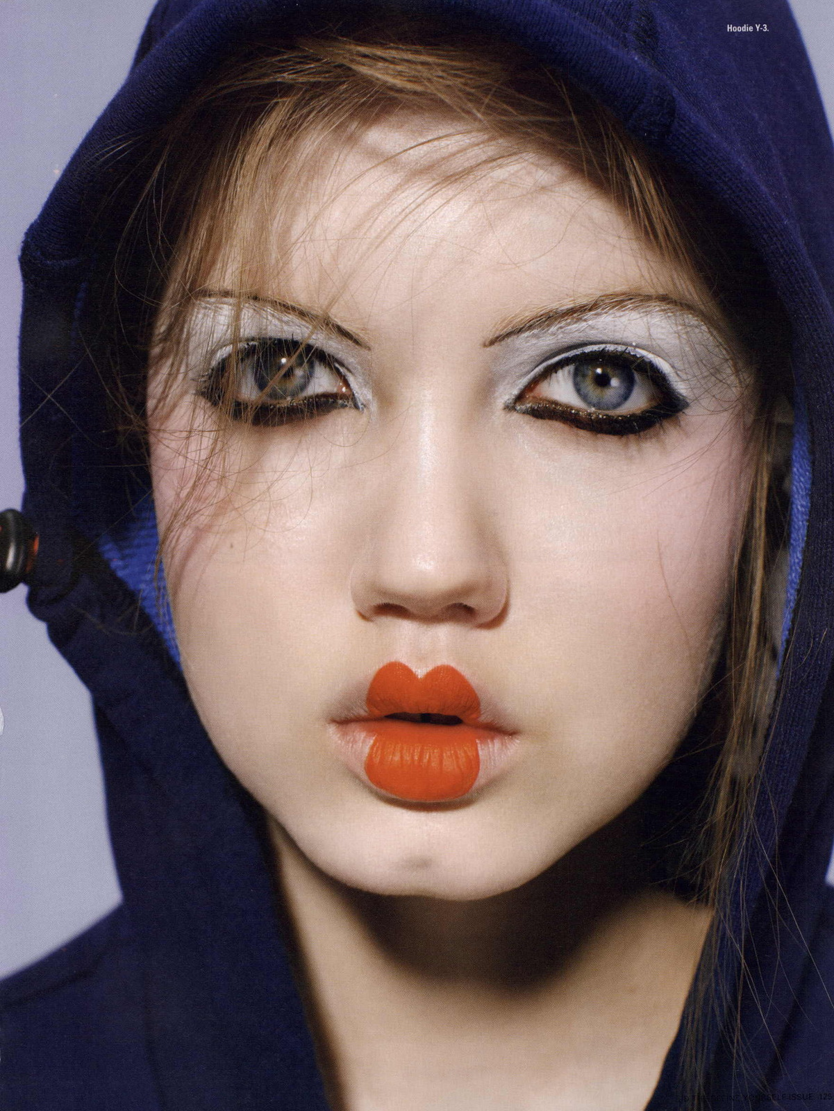 Smile: Lindsey Wixson in i-D Fall 2010
