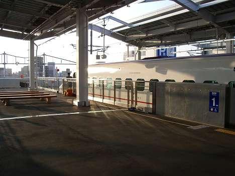 新幹線つばめ 新八代行き 800系 終了