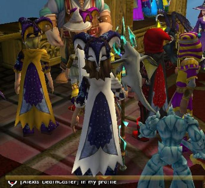 On Spell Cards and Monsters: A Wizard101 Blog: Friendly, I ...