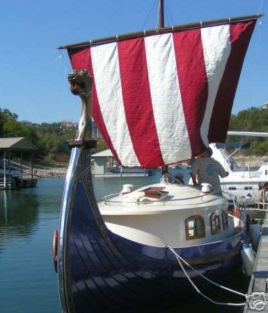 Viking Ship for Sale on Ebay | Bestboat