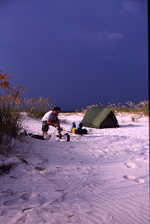 Camping on Mississippi's Barrier Islands