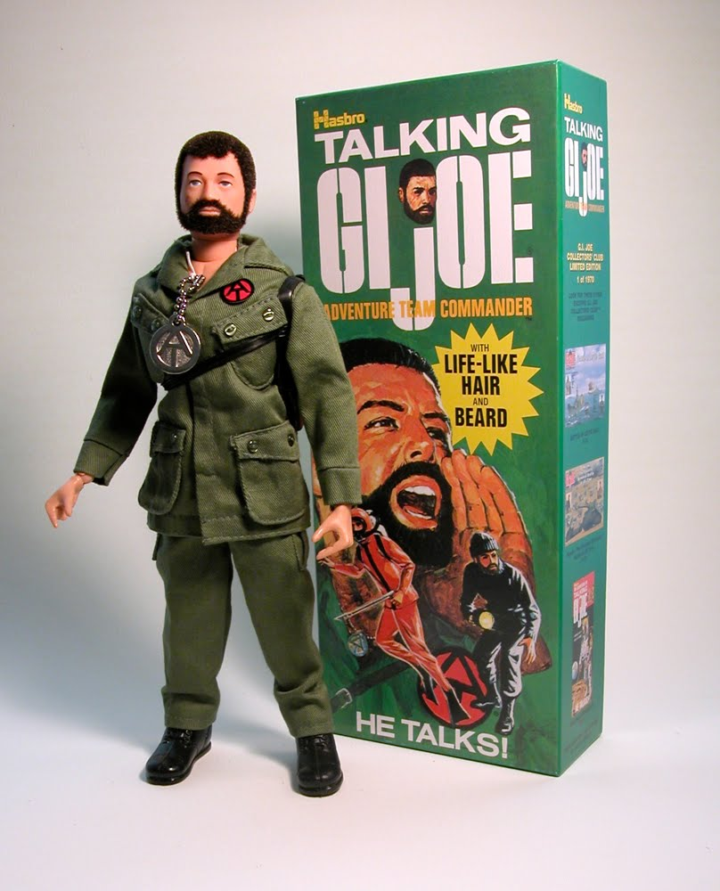 Vintage Gi Joe Doll 67