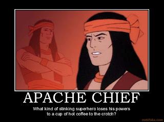 kari the illustrator apache chief