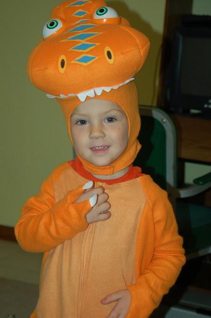 Dinosaur Train Halloween Costumes
