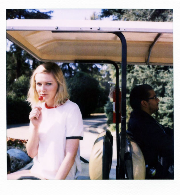 Boy By Band Of Outsiders With Kirsten Dunst & James Marsden