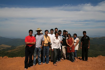 Travel bloggers trip by Club Mahindra
