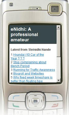 Mobile version of Shrinidhi hande's blog