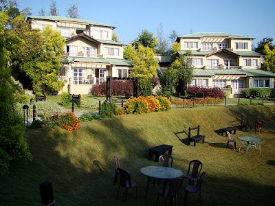 Club Mahindra Binsar Valley resort
