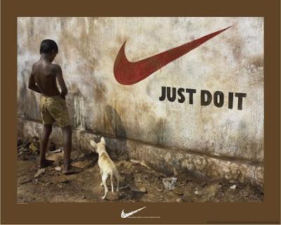 Brand Irony - Nike
