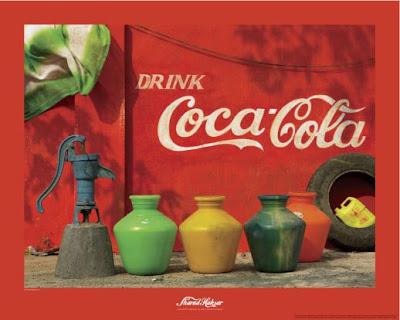 Brand Irony - Beba Coca-Cola