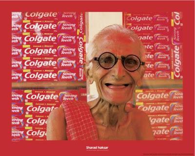 Brand Irony - Colgate