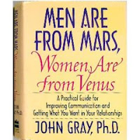 Men are from Mars, Women are from Venus by Dr Jhon Gray
