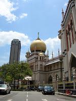 masjid sultan - arab street