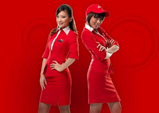air-asia main girls