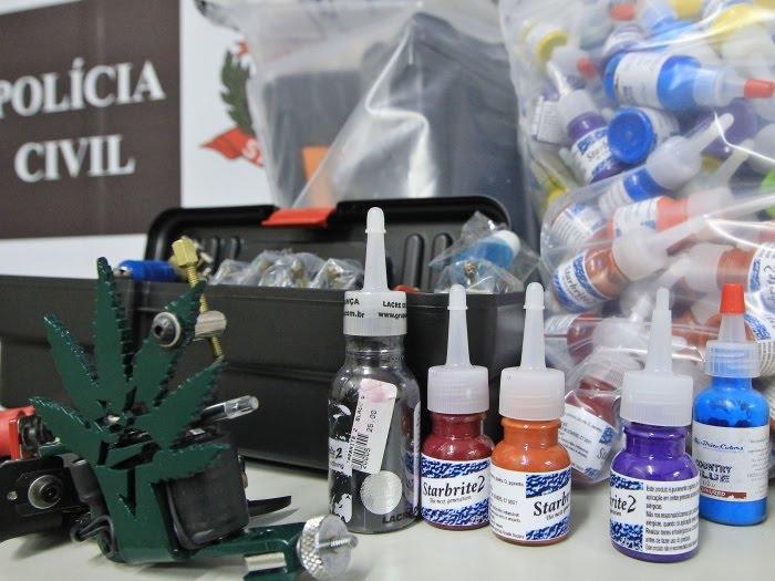 Evolutionbody Policia De São Paulo Apreende Material De