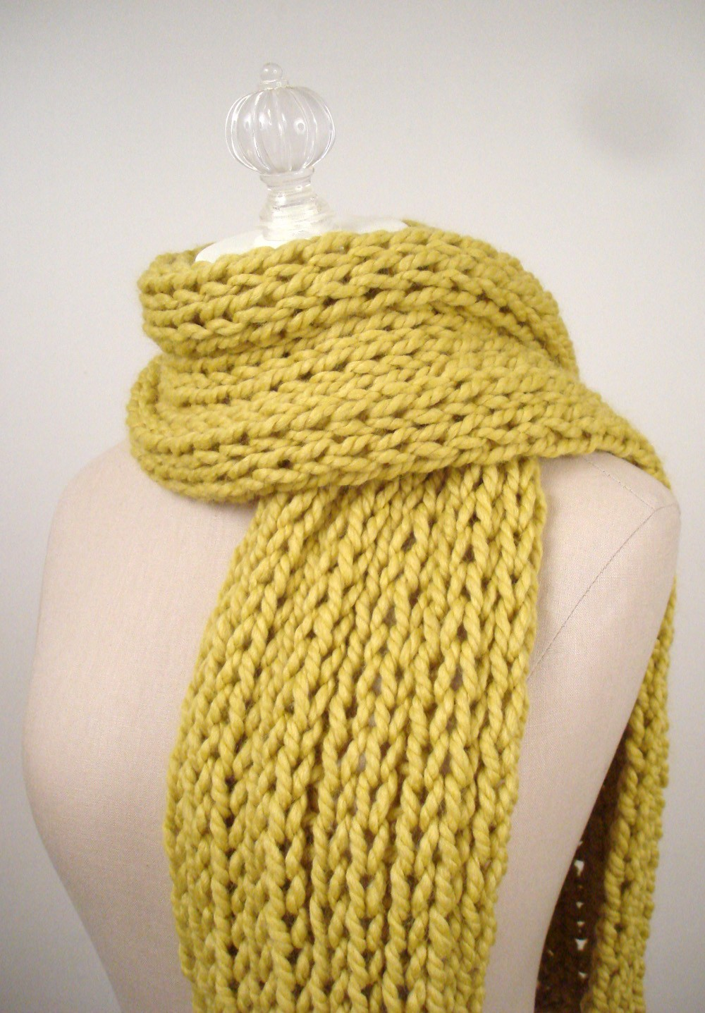 Totally easy and absolutely free knitting pattern ...