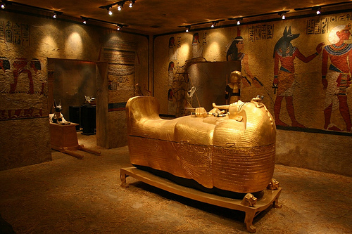 Pictures Of King Tut'S Tomb 121