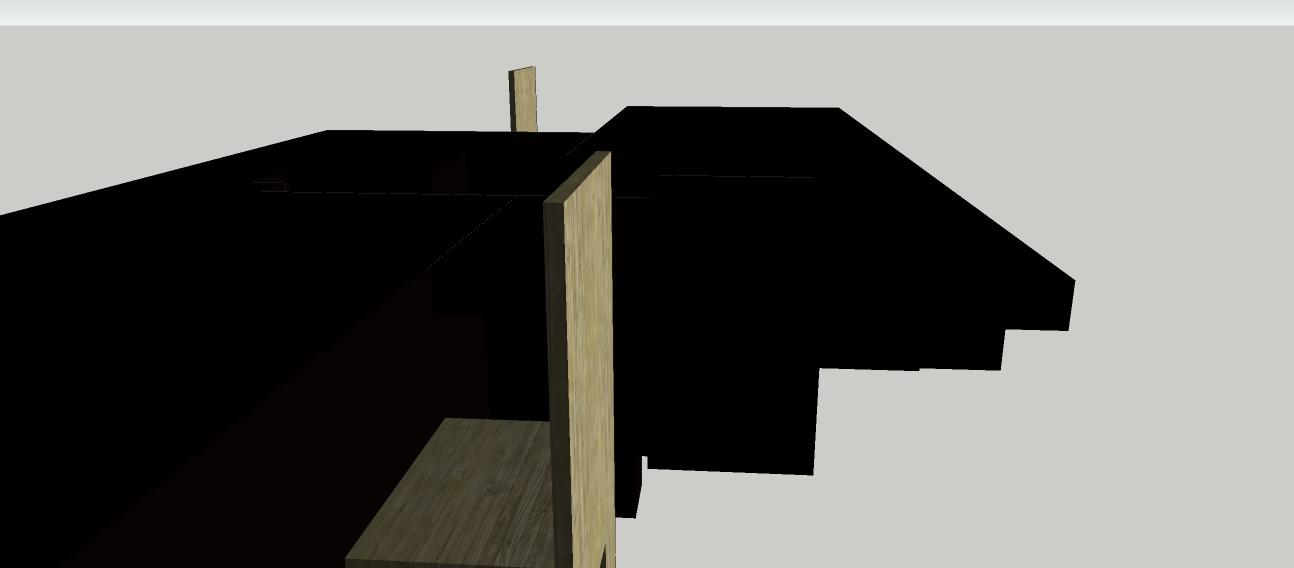 anthony chami final google sketch up models. Black Bedroom Furniture Sets. Home Design Ideas