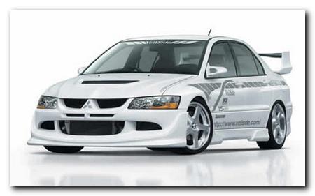 Mitsubishi Evo Viii Mr. Evolution VIII Enjine