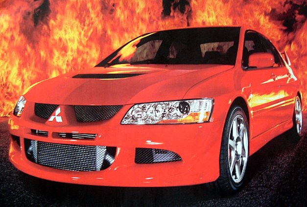 Mitsubishi Motors will launch the new Lancer Evolution VIII MR in April next
