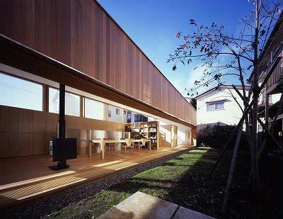 EngawaVeranda House Engawa House  Tezuka Architects