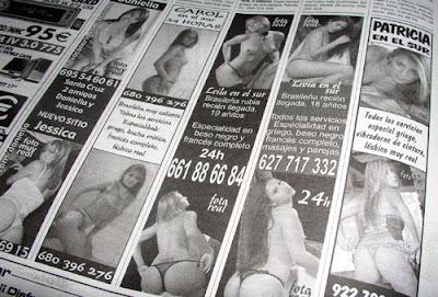 putas y prostitutas goya prostitutas