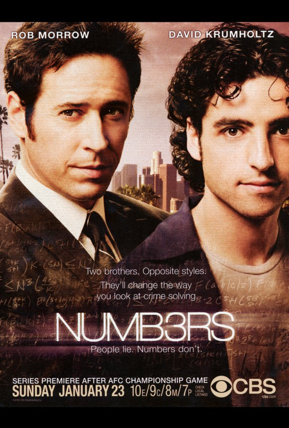 All about your dose of Idiot box: Numb3rs: Season 6, Episode