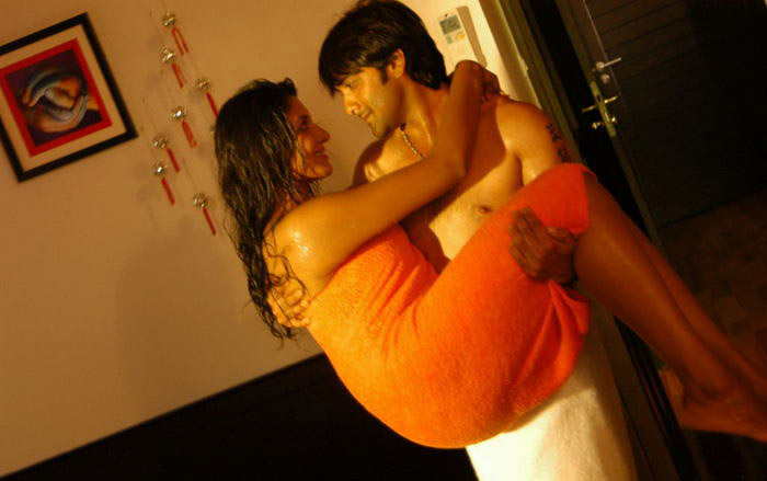 Telugu Couple Tarun And Vimala Raman Kisskissing And -3815
