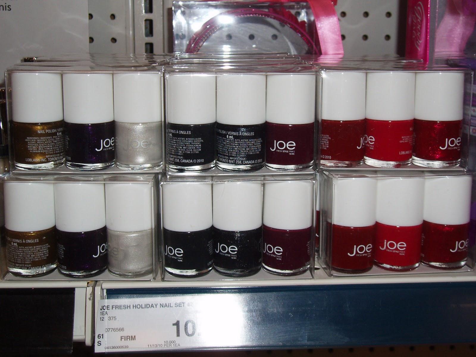 Joe Fresh Makeup Highlighter