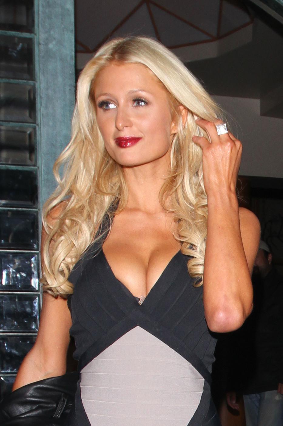 Paris Hilton Un Pornosu