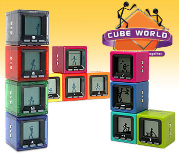how to get cube world