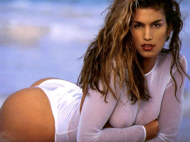 Sexy cindy crawford hot