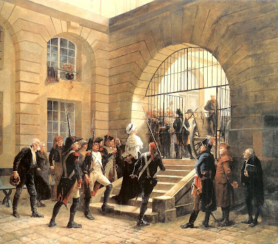 """Résultat de recherche d'images pour """"Marie-Antoinette Conciergerie"""""""