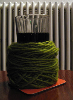 knitters beer cozy