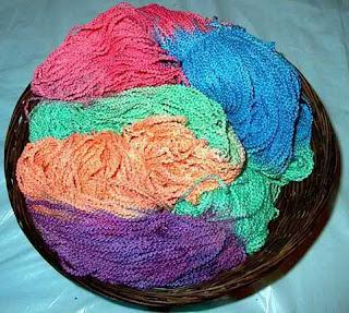 rainbow boucle