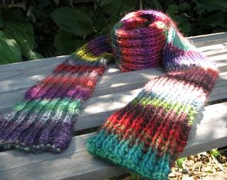 tonalita scarf